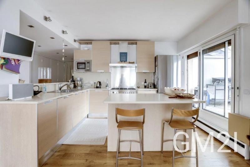 Vente de prestige appartement Paris 16ème 2300000€ - Photo 7