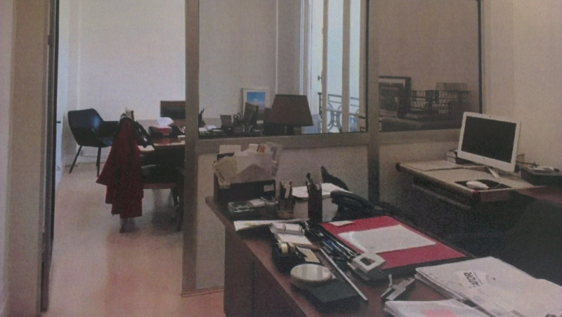 Rental office Paris 8ème 1615€ +CH/ HT - Picture 1