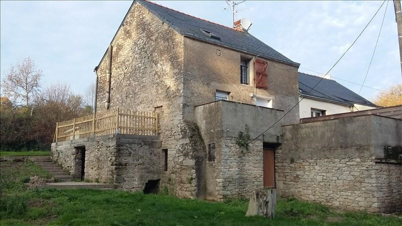 Location maison / villa La paquelais 730€ CC - Photo 1