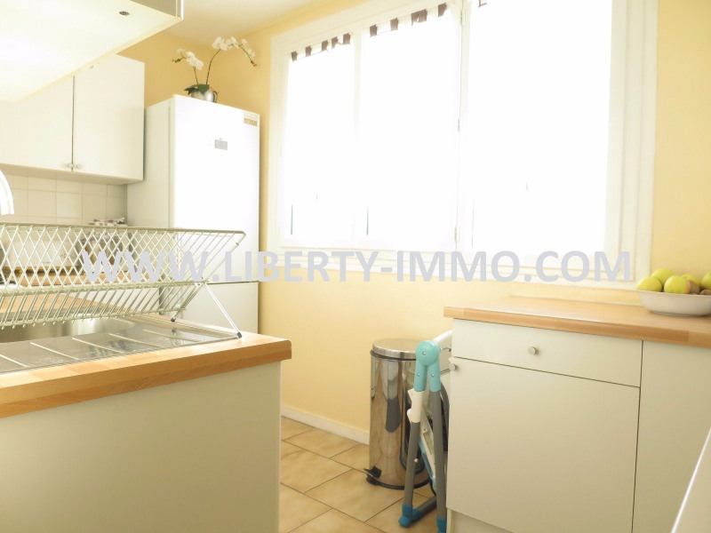 Vente appartement Trappes 136000€ - Photo 3