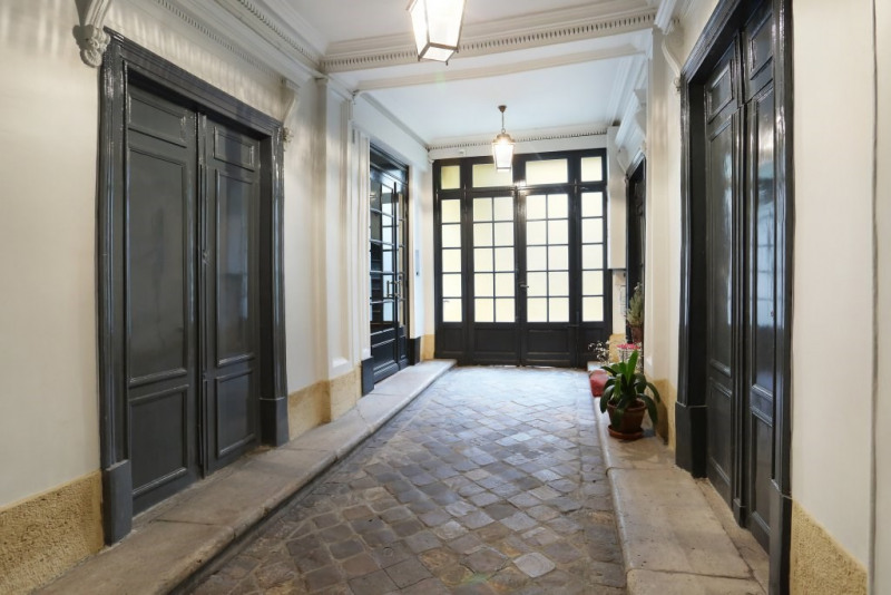 Aрендa квартирa Paris 6ème 1100€ CC - Фото 9