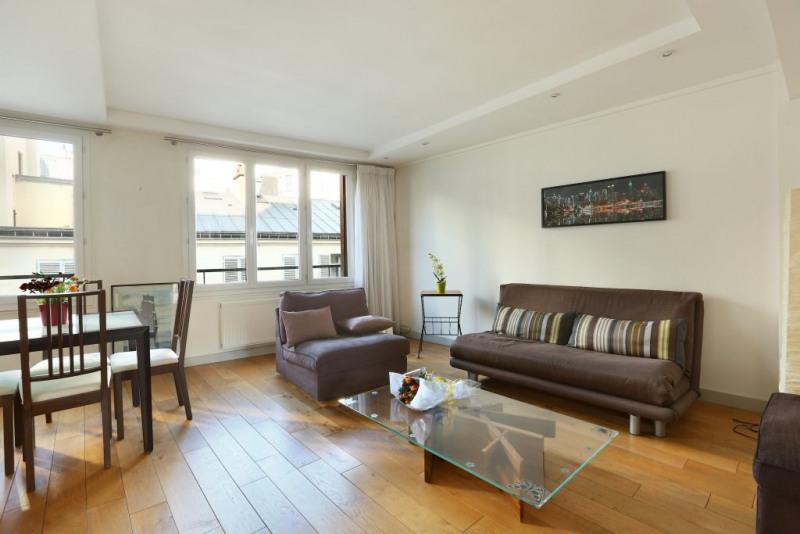 Aрендa квартирa Paris 9ème 2750€ CC - Фото 12