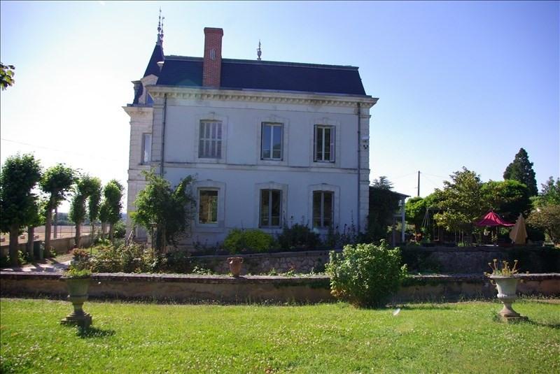 Vente maison / villa Montoire sur le loir 495000€ - Photo 4