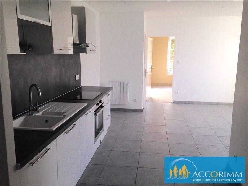 Rental apartment St symphorien d ozon 755€ CC - Picture 1