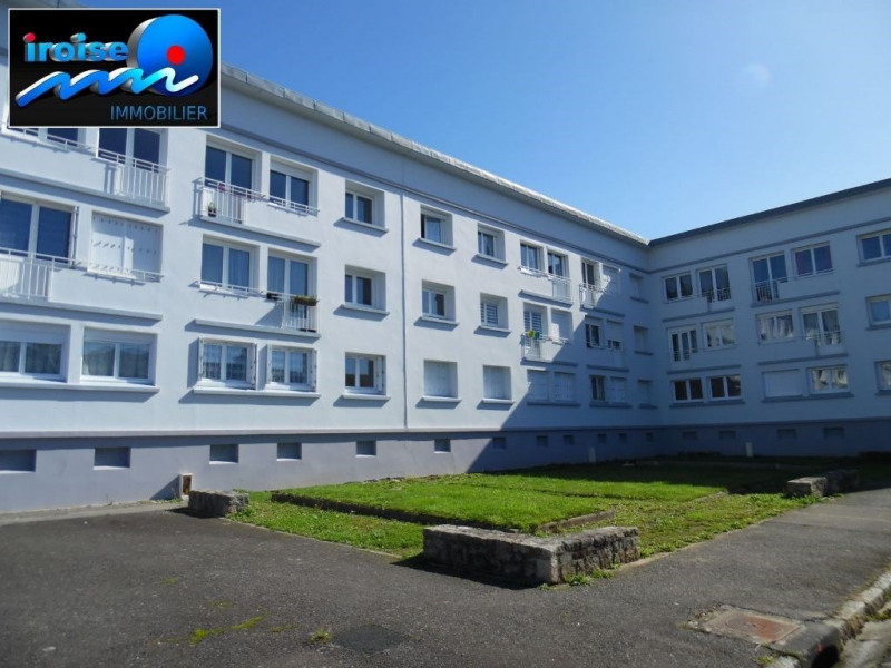 Sale apartment Brest 94500€ - Picture 1