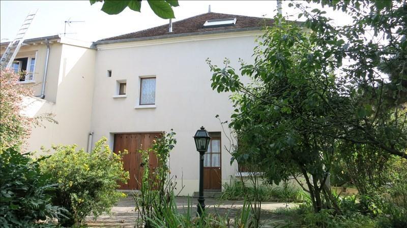 Vente maison / villa Quincy voisins 308000€ - Photo 1