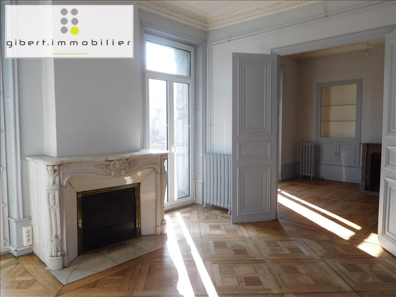 Rental apartment Le puy en velay 566,79€ CC - Picture 1