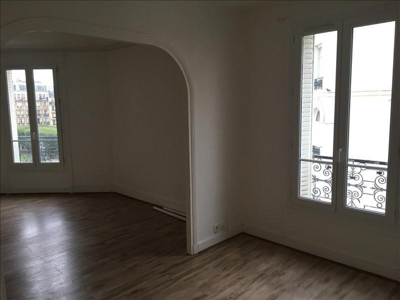 Rental apartment Levallois perret 1800€ CC - Picture 2