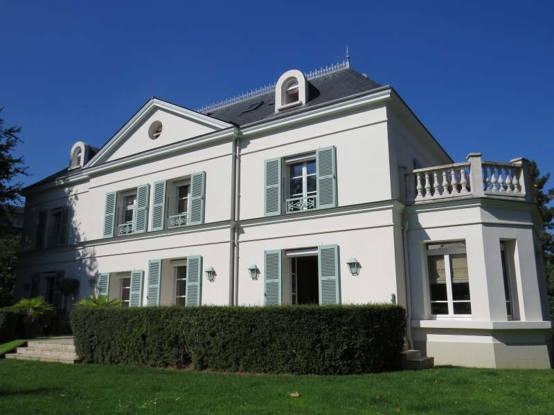 Deluxe sale house / villa Maisons-laffitte 2 450 000€ - Picture 2