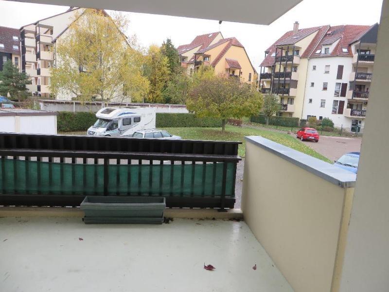 Rental apartment Lingolsheim 640€ CC - Picture 6