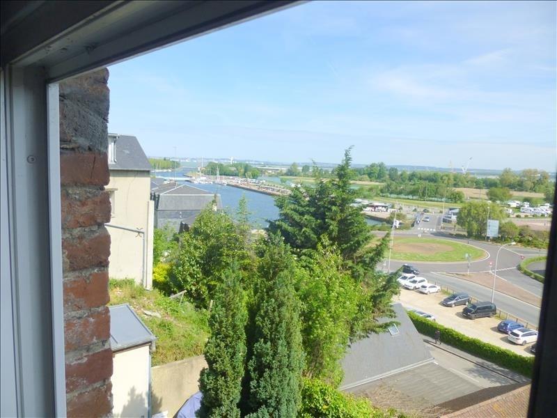 Sale building Honfleur 315000€ - Picture 1