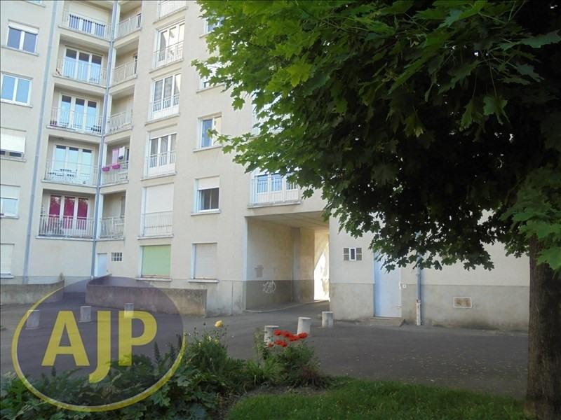 Produit d'investissement appartement Rennes 106500€ - Photo 1
