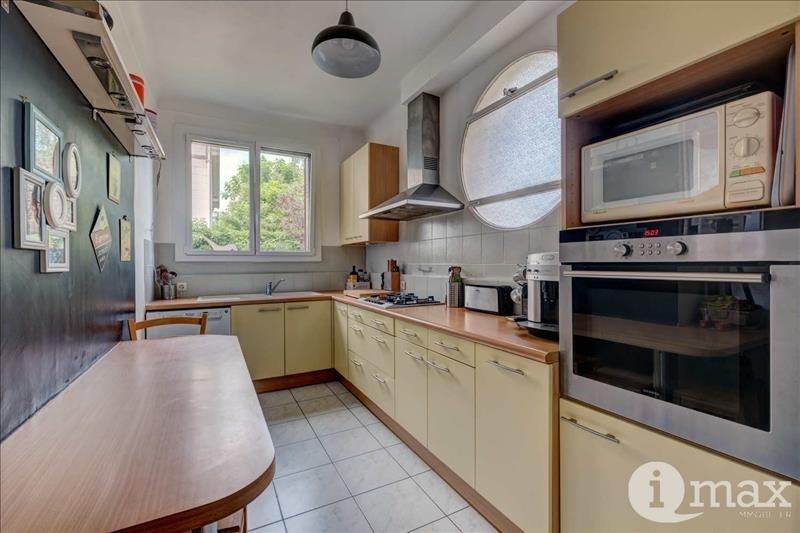 Sale apartment Asnieres sur seine 485000€ - Picture 4