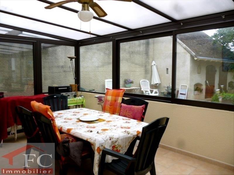 Vente maison / villa Monthodon 125500€ - Photo 3