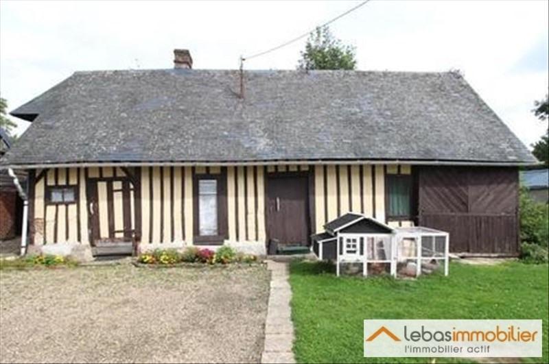 Vente maison / villa St valery en caux 149800€ - Photo 2