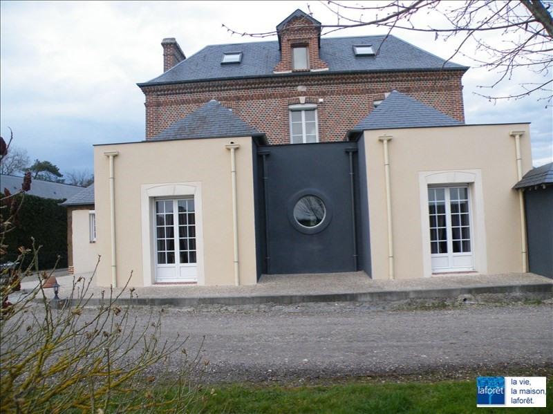 Vente maison / villa Pont audemer 367200€ - Photo 1