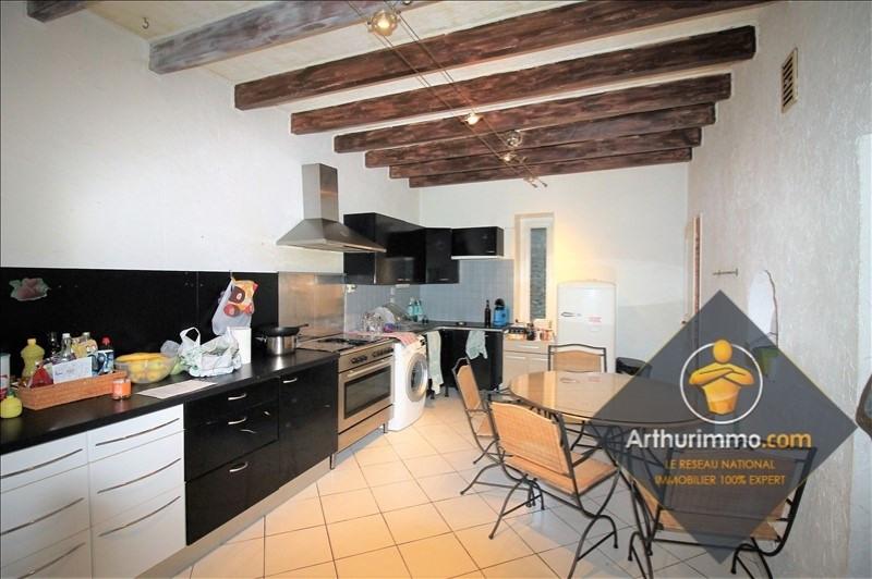 Sale house / villa St romain de jalionas 185000€ - Picture 2