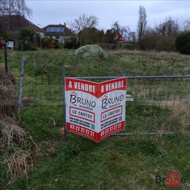 Revenda terreno Saint quentin en tourmont  - Fotografia 2