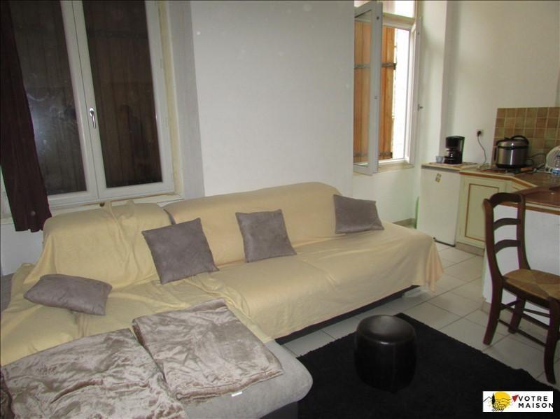 Sale apartment Pelissanne 65000€ - Picture 2