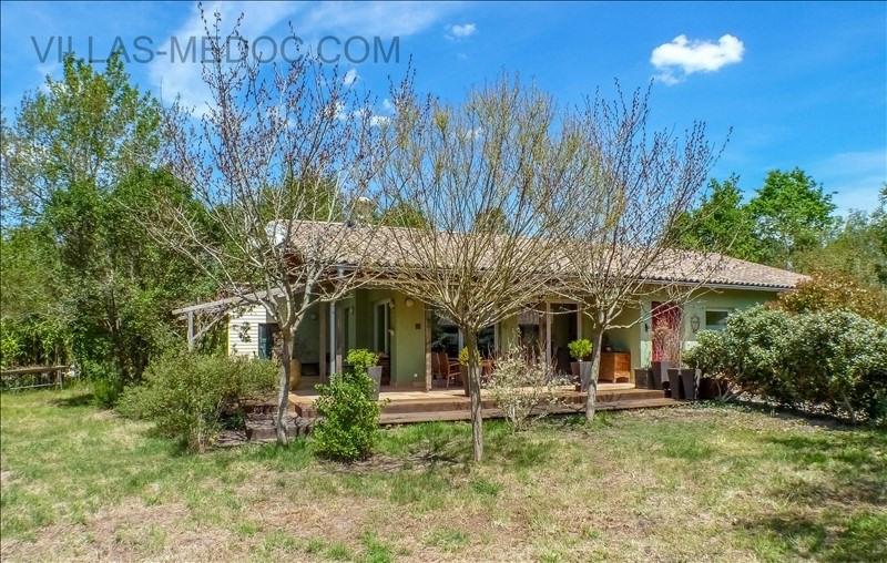 Sale house / villa Naujac sur mer 286000€ - Picture 1
