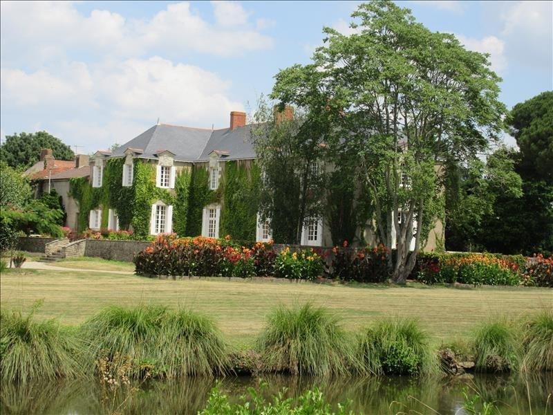 Deluxe sale house / villa St pere en retz 670000€ - Picture 1