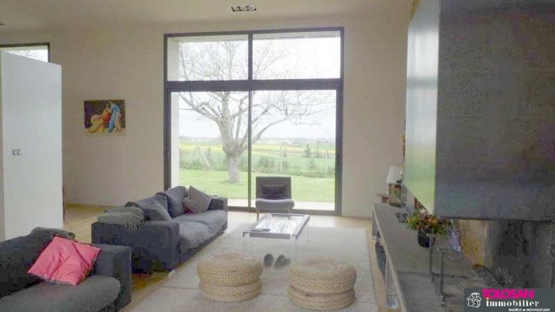 Deluxe sale house / villa Montgiscard secteur 470000€ - Picture 14