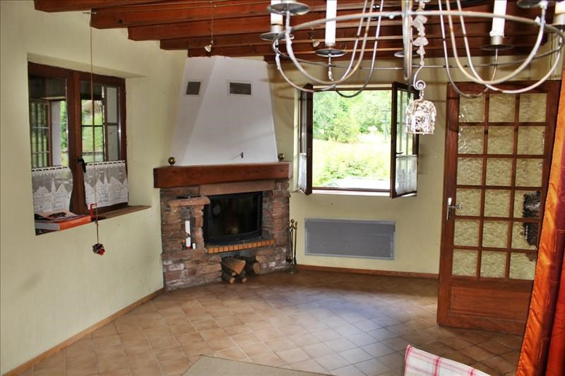 Sale house / villa Le saulcy 109 000€ - Picture 2
