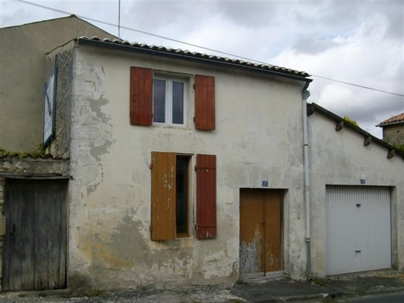 Sale house / villa St jean d angely 112000€ - Picture 7