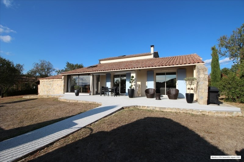 Deluxe sale house / villa Uzes 790 000€ - Picture 2