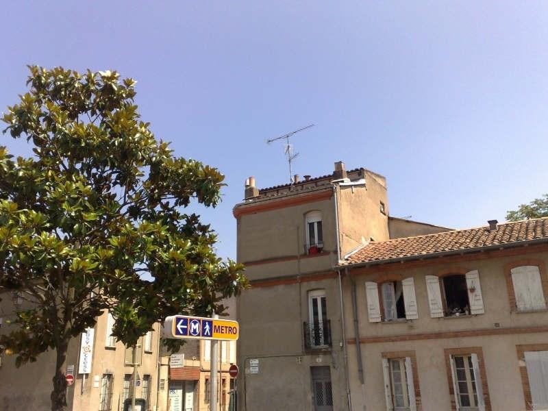 Rental apartment Toulouse 448€ CC - Picture 1