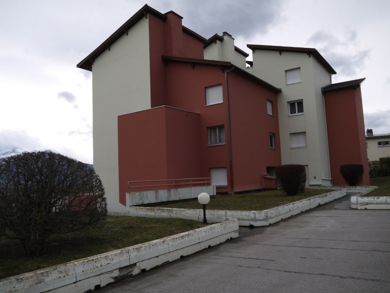 Life annuity apartment La mure 56800€ - Picture 1