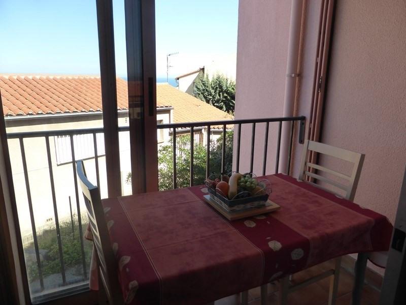 Location vacances appartement Collioure 264€ - Photo 1