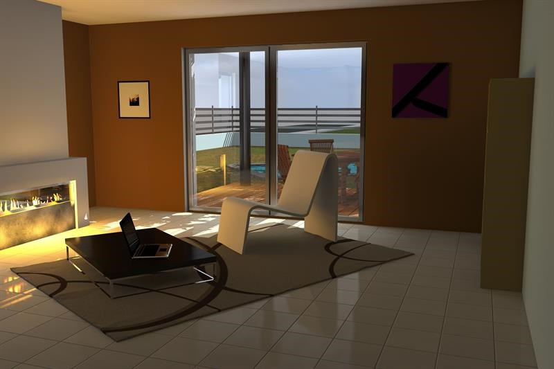 Maison  4 pièces + Terrain 500 m² Le Fauga par C3H