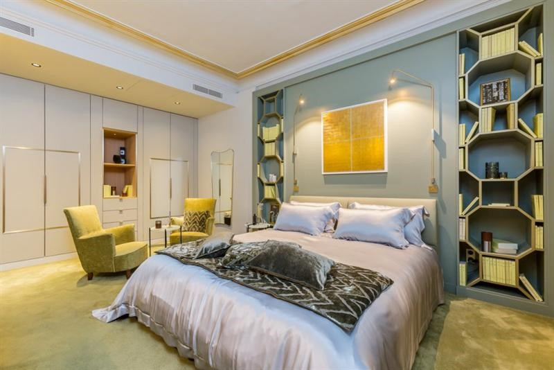 Revenda residencial de prestígio apartamento Paris 6ème 4750000€ - Fotografia 10