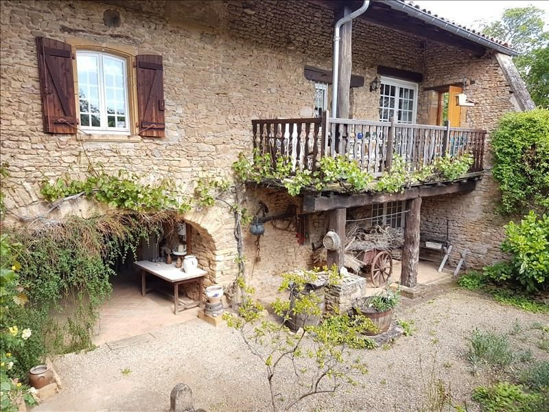 Vente maison / villa Villefranche sur saone 350000€ - Photo 7
