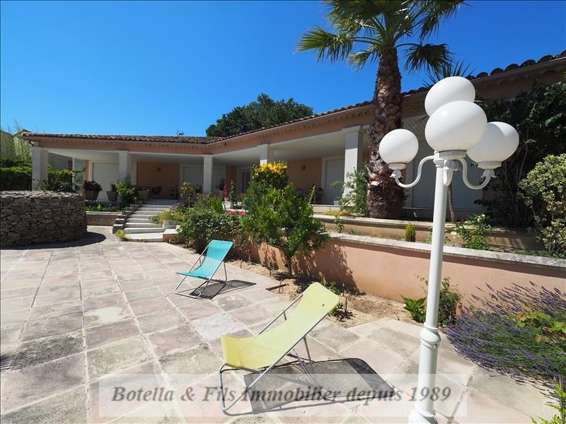 Verkoop van prestige  huis Uzes 585000€ - Foto 12