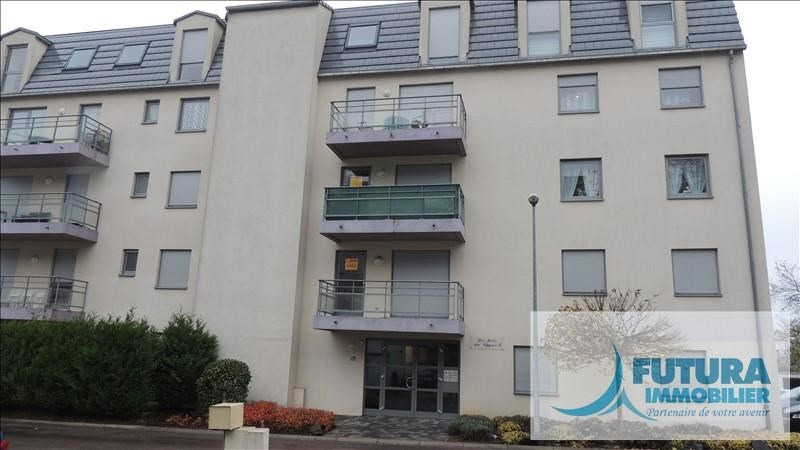 Vente appartement Oeting 156600€ - Photo 1