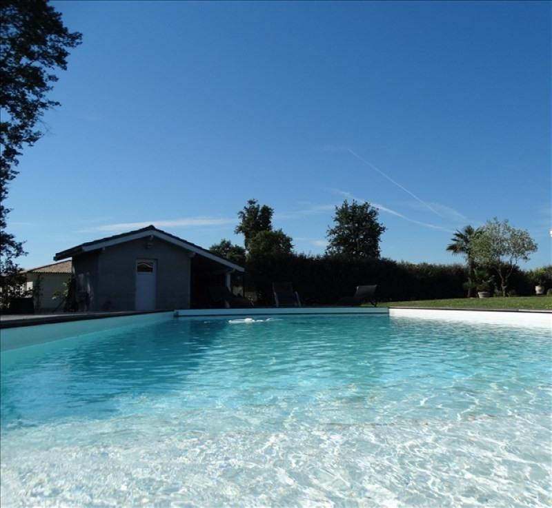 Deluxe sale house / villa Arsac 620000€ - Picture 2