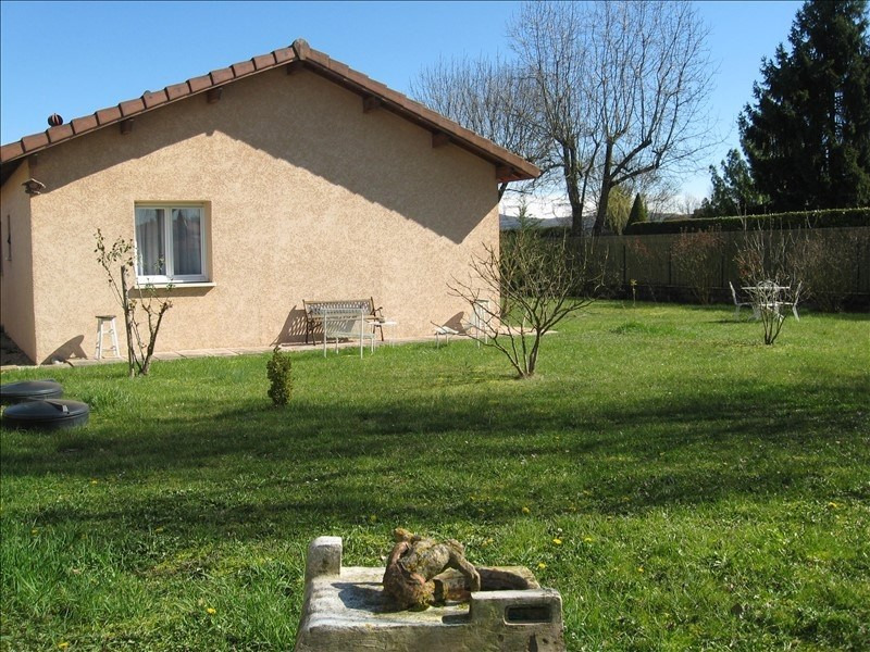 Location maison / villa Loyettes 960€ CC - Photo 4