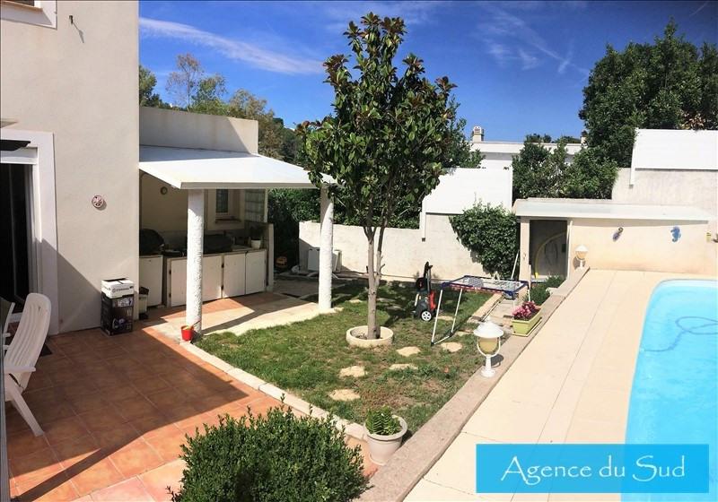 Vente maison / villa Carnoux en provence 489000€ - Photo 1