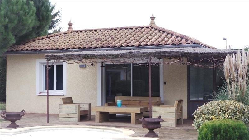 Vente maison / villa Meximieux 475000€ - Photo 4