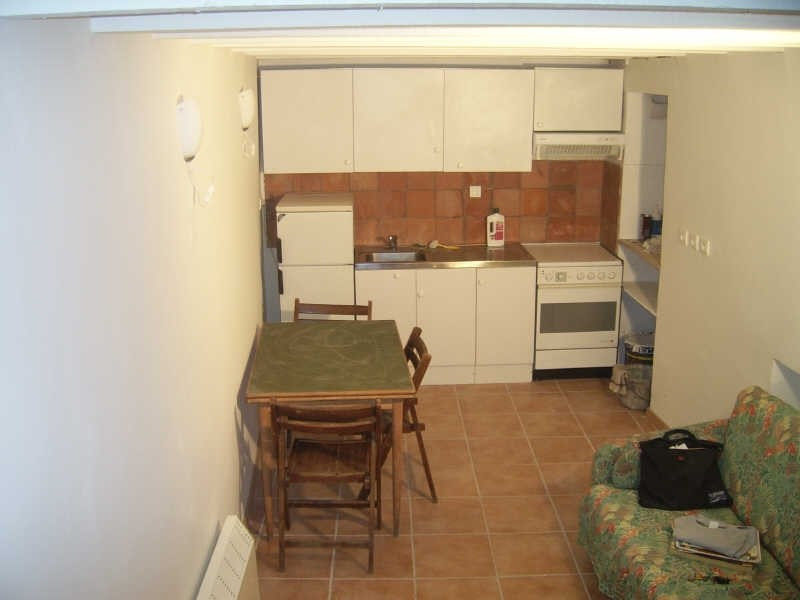 Rental apartment Nimes 305€ CC - Picture 2