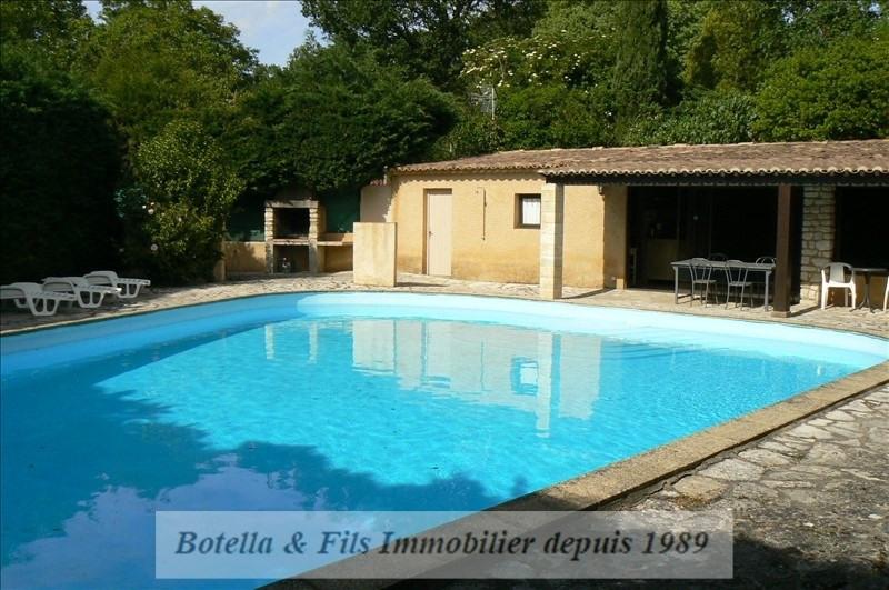 Sale house / villa Goudargues 422000€ - Picture 15