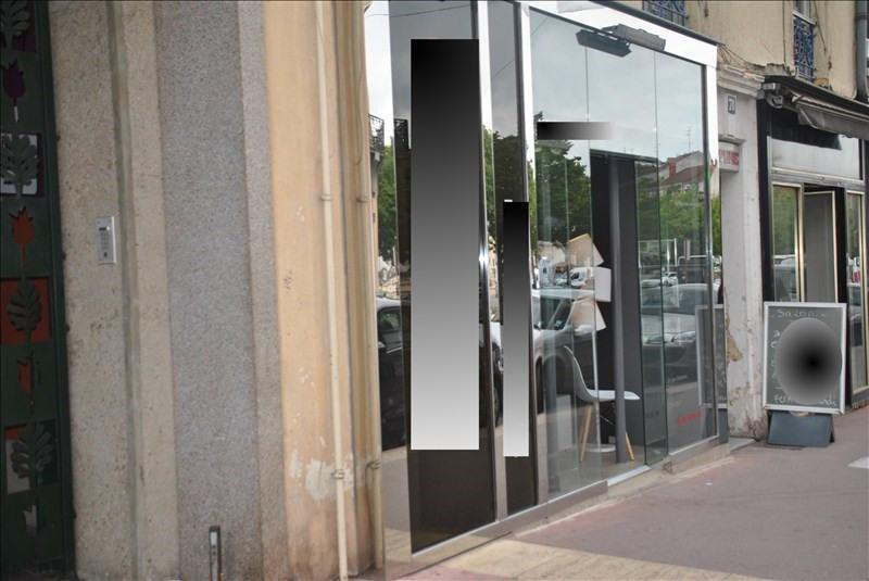 Vendita negozzio Roanne 70000€ - Fotografia 1