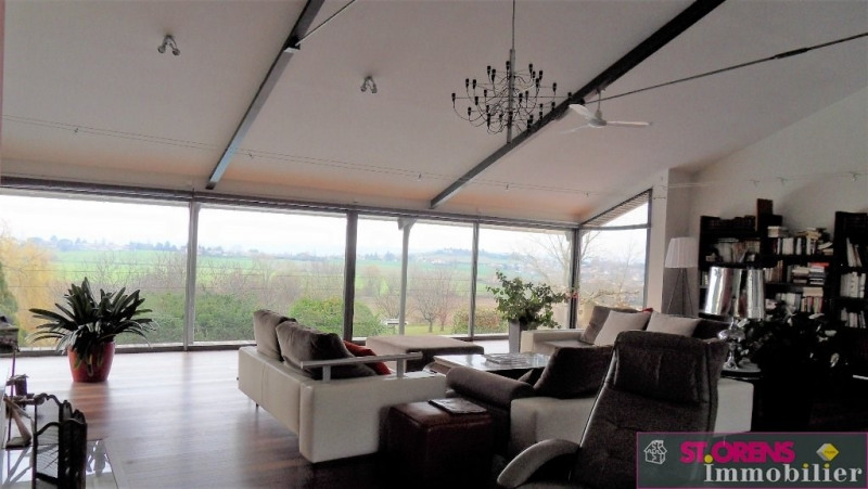 Deluxe sale house / villa Escalquens 2 pas 735000€ - Picture 1