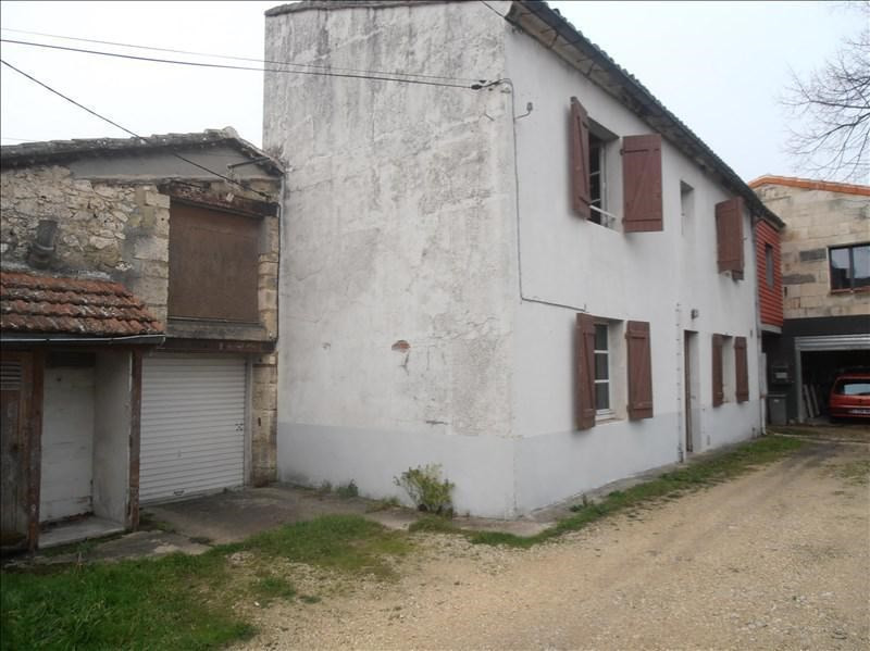 Sale house / villa Le gond pontouvre 54500€ - Picture 2