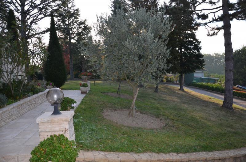 Deluxe sale house / villa Valencin 580000€ - Picture 2