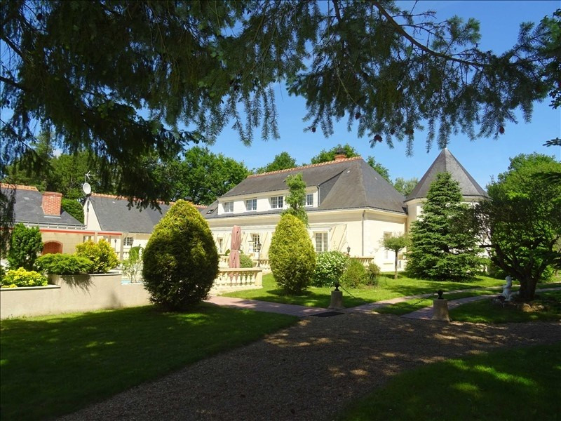 Vente de prestige maison / villa Tours 929 000€ - Photo 1