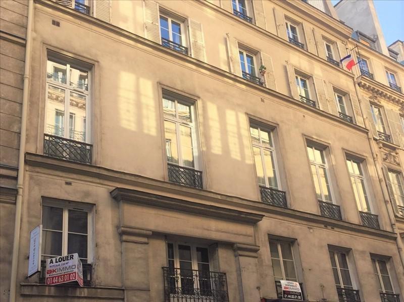 Rental empty room/storage Paris 9ème 1700€ +CH/ HT - Picture 2