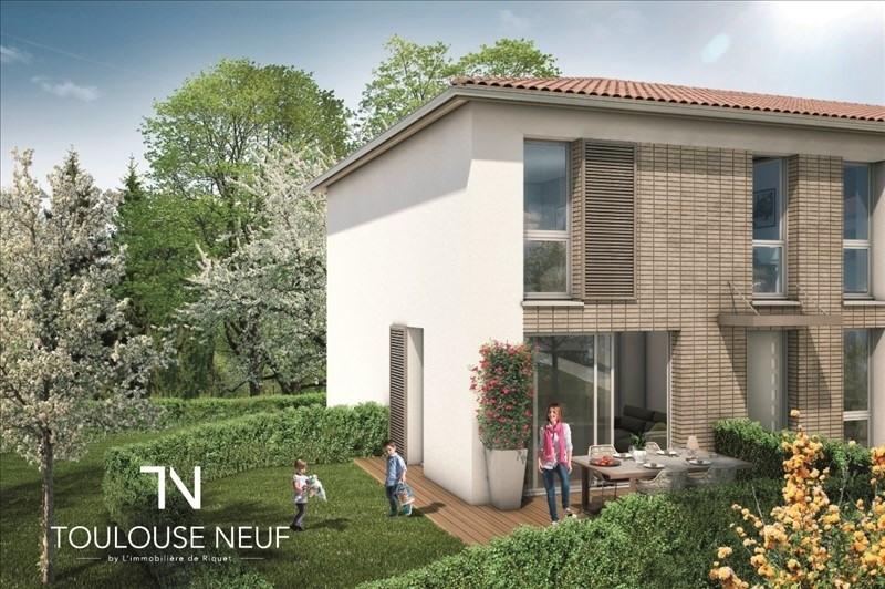Vente maison / villa Toulouse 323900€ - Photo 4